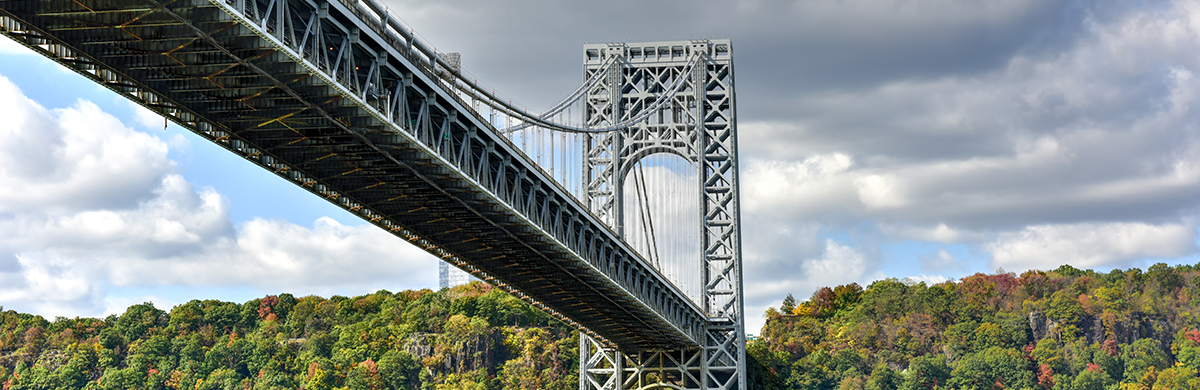 George Washington Bridge – Ny/nj